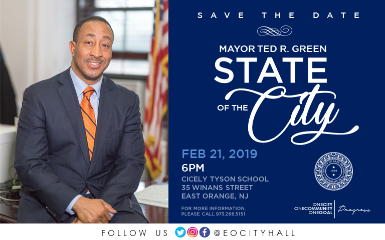 State of the City Save Date