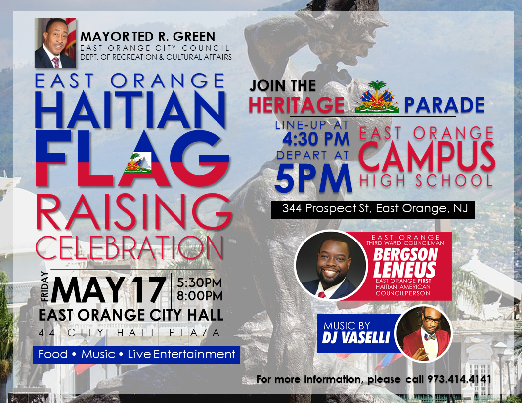 haitian flag raising ceremony  2019