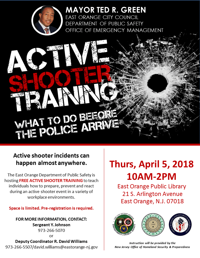active shooter April 2018 2017
