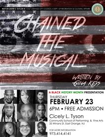 Chained The Musical
